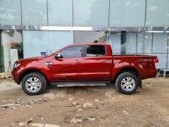 Xe bán tải giao ngay: Ford Ranger 2021, màu đỏ