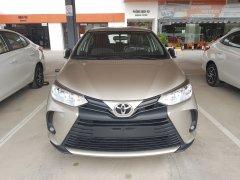 Toyota Vios 2021 số sàn giảm giá tiền mặt - Ưu đãi lãi suất trả góp chỉ 0.41%/tháng