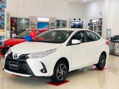 Cần bán xe Toyota Vios 1.5E MT 2021, xả kho giá cực tốt, tặng 1 năm bảo hiểm vật chất