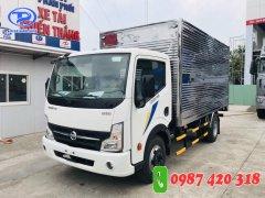 Xe VINAMOTOR NS 200 1T9 thùng kín inox.Hỗ trợ trả góp đến 80% giao xe ngay