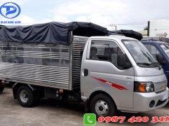 Xe tải JAC X150 thùng bạt. Hỗ trợ trả góp đến 80% nhận xe ngay