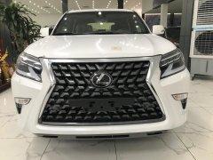 Bán xe Lexus GX460 Sport trắng, bản Trung Đông 2021 đủ đồ nhất