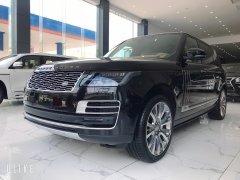Bán LandRover Range Rover SV 2021, màu đen, xe nhập