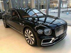 Bán ô tô Bentley Continental Flying Spur V8 2021, màu đen, xe nhập Mỹ