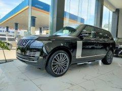 Bán xe LandRover Range Rover Autobiography LWB 2021, màu đen, nhập khẩu mới