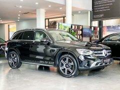 Bán Mercedes GLC200 4Matic 2021 màu đen siêu lướt biển đẹp giá cực tốt xe đã qua sử dụng chính hãng