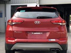 Cần bán xe Hyundai Tucson 1.6 turbo 2018, màu đỏ