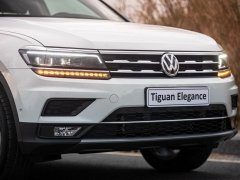 Volkswagen Tiguan Elegance nhập khẩu nguyên chiếc tặng quà khủng