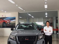 Nissan Navara giá tốt nhất Vịnh Bắc Bộ