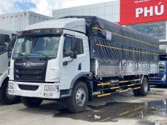 Giá xe tải 8 tấn FAW thùng bạt dài 8m2 mở khung