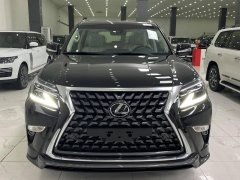 Bán Lexus GX460 Super Sport màu đen, nội thất kem nhập Trung Đông bản full, sản xuất 2021, xe sẵn giao ngay