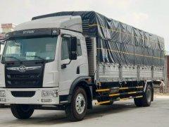 Giá xe tải Faw 8 tấn, thùng bạt dài 8m2, mới 2021