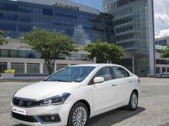 Suzuki Ciaz sedan rộng nhất phân khúc hạng B