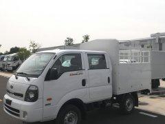 Xe tải cabin kép Thaco Kia K200SD 6 chỗ ngồi