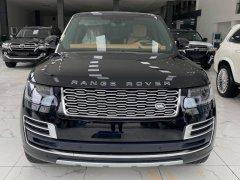 Bán Range Rover Sv Autobiography L 3.0, sản xuất 2021 bản cao nhất, màu đen giao ngay