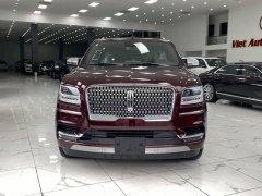 Cần bán xe Lincoln Navigator L Black Label đời 2021, màu đỏ, nhập khẩu nguyên chiếc