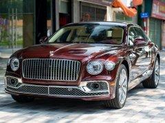 Bentley Flying Spur First Edition 4.0 V8  2021, màu đỏ giao ngay - Giá siêu tốt