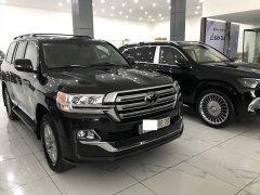 Bán ô tô Toyota Land Cruiser 5.7v8 2018, màu đen, nhập khẩu chính hãng
