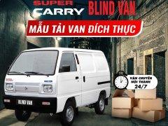 Suzuki Blind Van – Vận Chuyển Nội Thành 24h/7 không lo cấm giờ