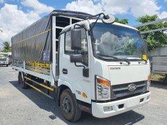 Đánh giá xe tải VEAM 3T5 thùng bạt dài 6m mới nhất 2021, ngân hàng hỗ trợ đến 80% giá trị xe