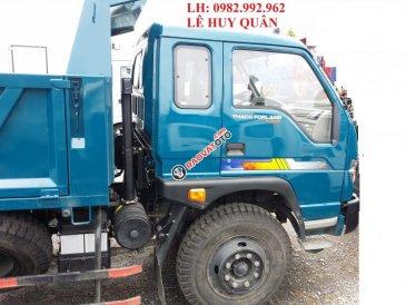 Bán xe ben Thaco Forland FLD490C tải trọng 5 tấn, hoàn toàn mới