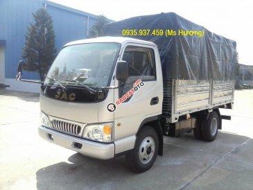 Xe tải Jac 1T25 thùng tiêu chuẩn, chuyên chở 10.6 khối hàng