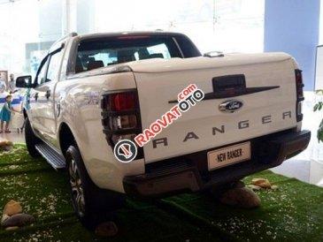 Bán xe Ford Ranger 2.2L XL MT 4x4 đời 2017, màu trắng, nhập khẩu nguyên chiếc