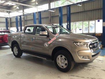 Bán Ford Ranger 2.2L XL MT 4x4 đời 2017, nhập khẩu, 600 triệu