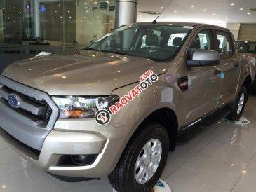 Bán Ford Ranger 2.2L XLS MT 4x2 năm 2017, nhập khẩu, giá 630tr