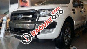Cần bán xe Ford Ranger 2.2L XLT MT 4x4 sản xuất 2017, màu trắng, nhập khẩu nguyên chiếc