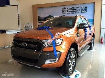 Cần bán xe Ford Ranger 2.2L XLT MT 4x4 đời 2017, xe nhập