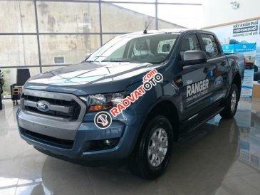 Bán Ford Ranger 3.2L AT 4x4 Wildtrak 2017, xe nhập