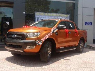 Bán Ford Ranger 2.2L XL MT 4x4 đời 2017, nhập khẩu