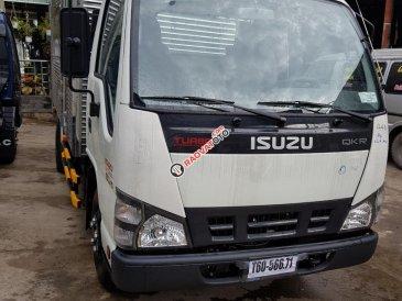 Bán xe tải Isuzu 2t2 thùng dài 4m3, hỗ trợ vay cao