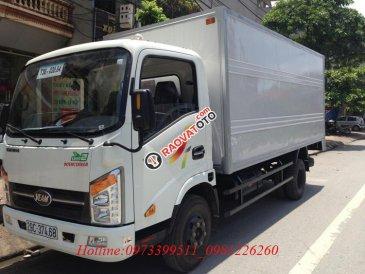Xe tải Veam trọng tải 6.5 tấn, động cơ Nissan